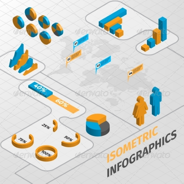 GraphicRiver Infographics 7117547