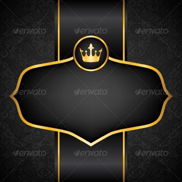 GraphicRiver Royal Black Background 7117683