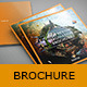 Indesign Brochure Square Design - GraphicRiver Item for Sale