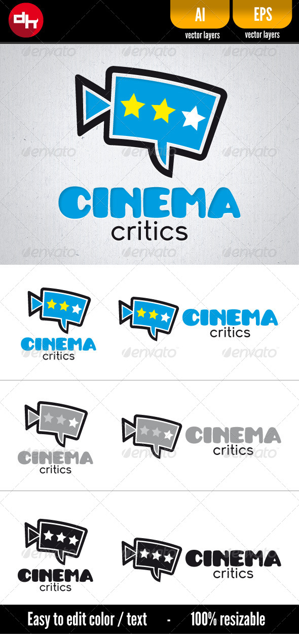 GraphicRiver Cinema Critics 7119338