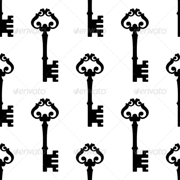 GraphicRiver Key Pattern 7119943