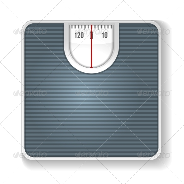 GraphicRiver Weight Scale 7121267