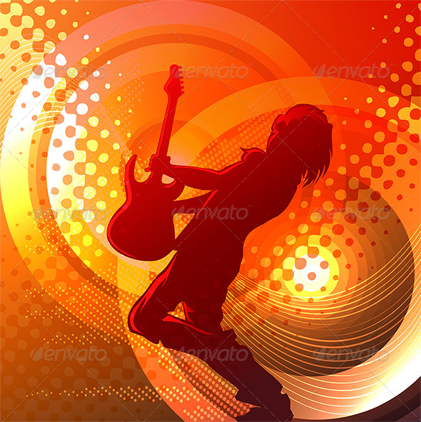 GraphicRiver Rock Music 7122251
