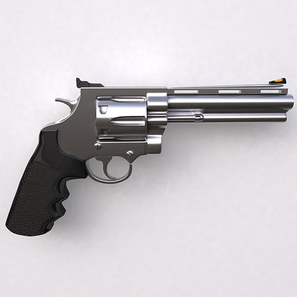 3DOcean Revolver 7122255