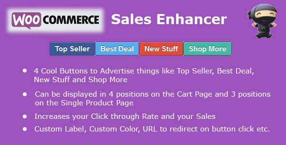 CodeCanyon WooCommerce Sales Enhancer 7112841