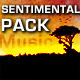 Soft Sentimental Piano Pack - AudioJungle Item for Sale