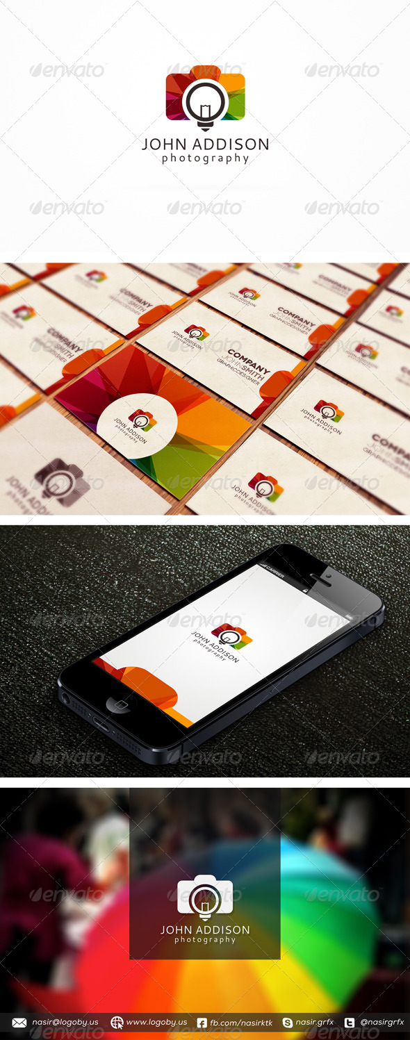 GraphicRiver Photography Colors 7126306