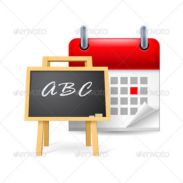 GraphicRiver School Time 7127450