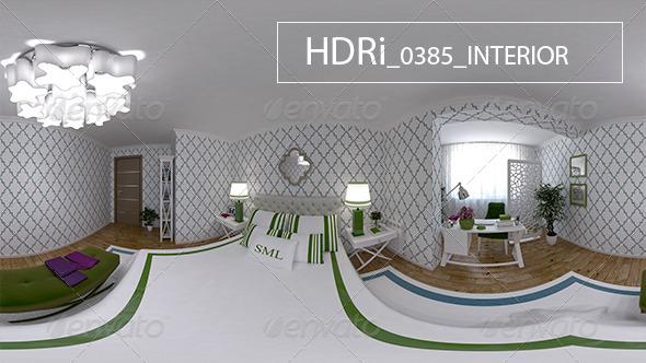 3DOcean 0385 Interoir HDRi 7127492
