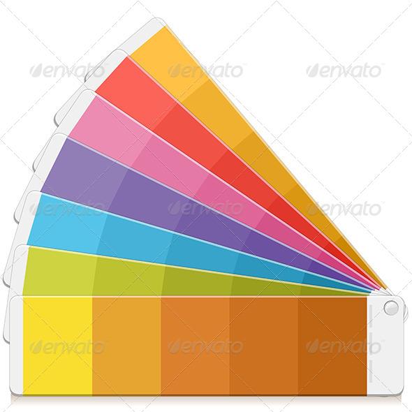 GraphicRiver Pantone Palette 7128843