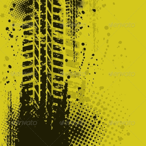 GraphicRiver Yellow Background 7129055