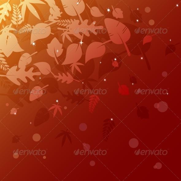 GraphicRiver Autumn Background 7129350