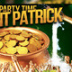Saint Patrick Party Flyer Template - GraphicRiver Item for Sale