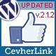 CevherLink FaceBook Like Increasing WP Plugin - CodeCanyon Item for Sale