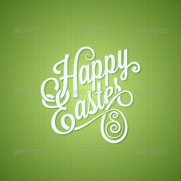 GraphicRiver Happy Easter 7131771