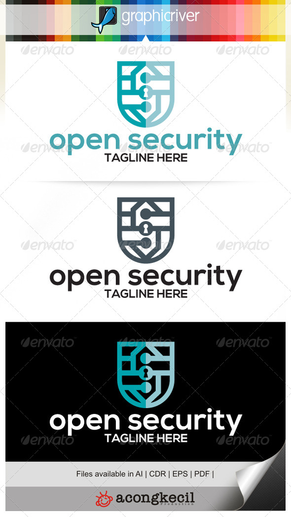 GraphicRiver Open Security V.3 7104752