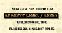 Dj Party Label