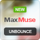 MaxMuse - Unbounce