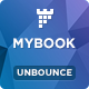 MYBook - Unbounce ebook Landing page - ThemeForest Item for Sale