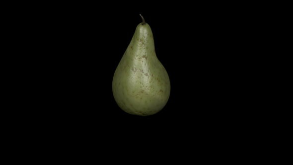 Pear - Blender and obj - 3DOcean Item for Sale