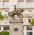 Statue of General Tomas Herrera in  Panama City - PhotoDune Item for Sale