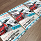 Auto Exhibition Flyer V7 - GraphicRiver Item for Sale