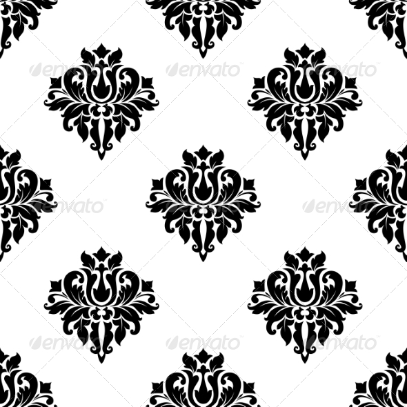 GraphicRiver Decorative Seamless Pattern Background 7135966
