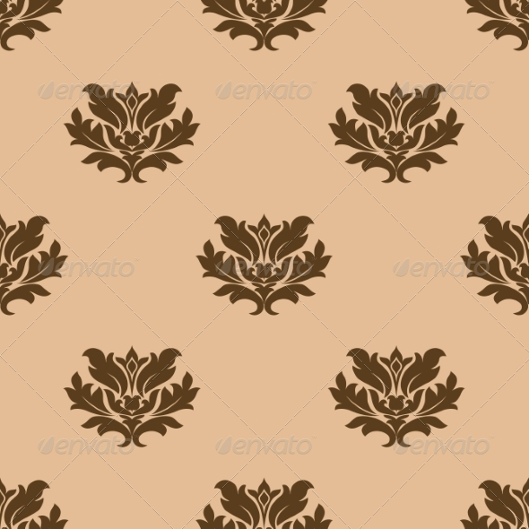 GraphicRiver Floral Pattern 7136022