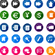 Glossy Icon Pack - GraphicRiver Item for Sale