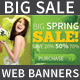 Big Sales WEB Banners - GraphicRiver Item for Sale
