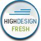 HighDesign - Coming Soon / Underconstruction Page