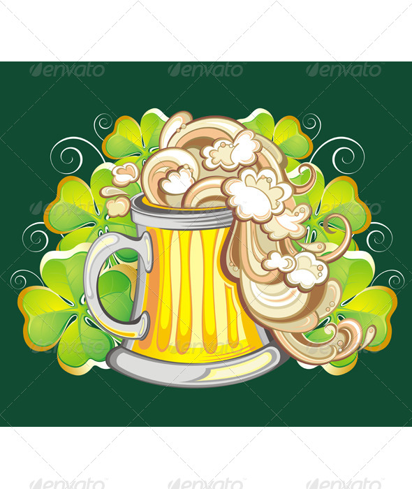 GraphicRiver Irish Beer 7137415