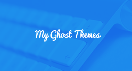 Ghost Themes collection