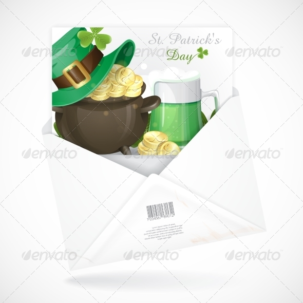 GraphicRiver Patrick s Day Background 7138233
