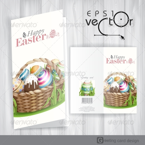 GraphicRiver Easter Background 7138271
