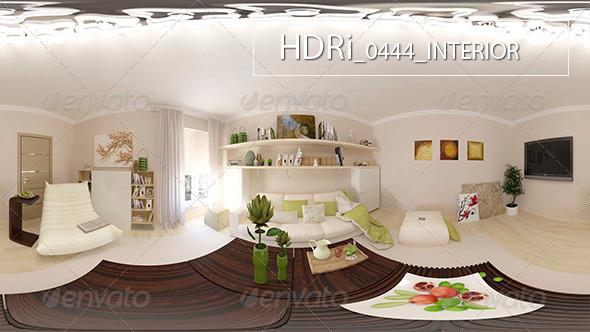 3DOcean 0444 Interoir HDRi 7138479