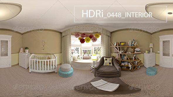 3DOcean 0448 Interoir HDRi 7138799