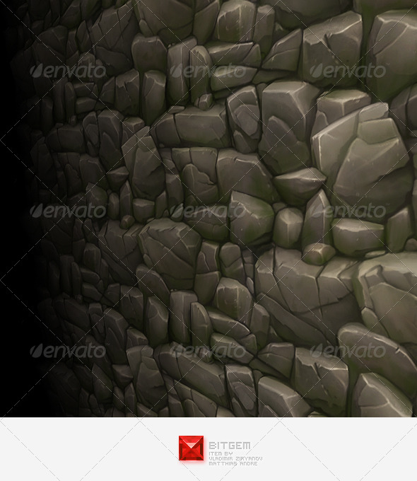 Wall Texture Tile 03 - 3DOcean Item for Sale