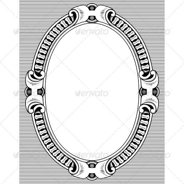 GraphicRiver Elegance Frame 7141075