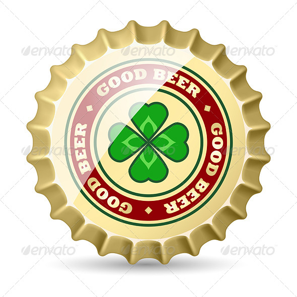 GraphicRiver Beer Cap 7141076