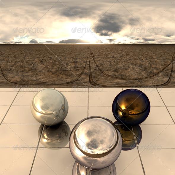 3DOcean Desert 101 7141540