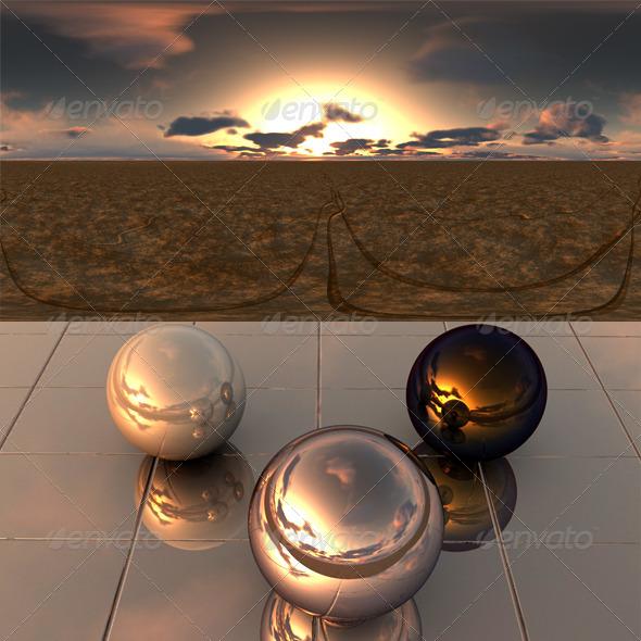 3DOcean Desert 102 7141552