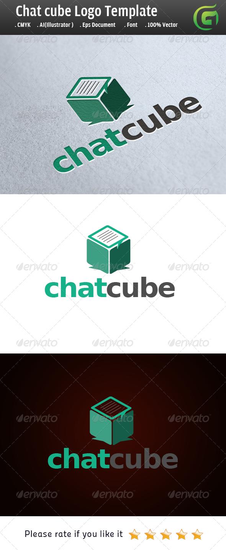GraphicRiver ChatCube 7142172