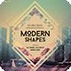 Modern Shapes Flyer - GraphicRiver Item for Sale