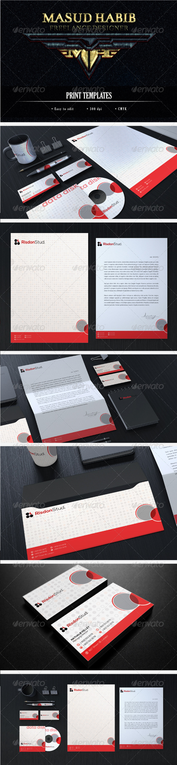 GraphicRiver Creative Corporate Identity 18 7126157