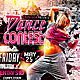 Dance Contest Flyer Template - GraphicRiver Item for Sale