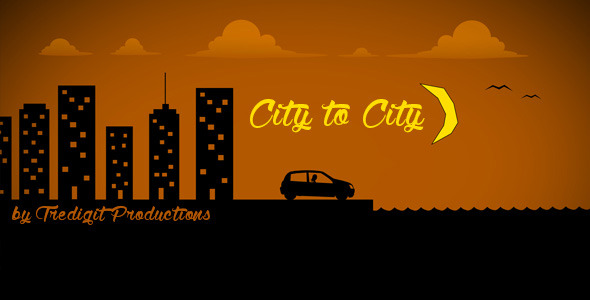 City to City Cartoon Titles