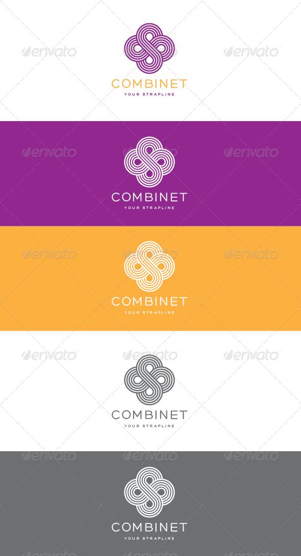 GraphicRiver Combinet Logo 7142995