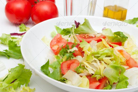 Stock Photo - PhotoDune Fresh Vegetable Salad 749643