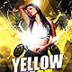 Yellow Fest  - GraphicRiver Item for Sale